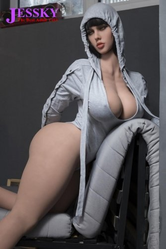 163cm H Cup Hailey Silicone Sex Doll Real Full Body con Metal Skeleton Big Breasts Lover para Hombres